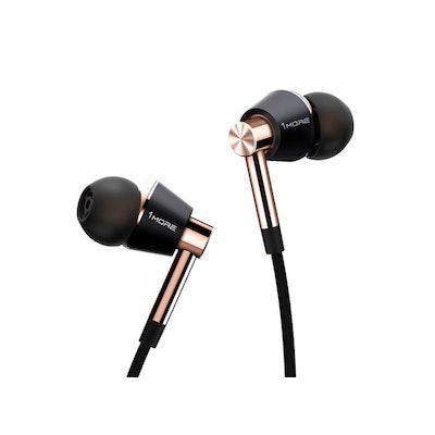 TRIPLE DRIVER IN-EAR HEADPHONES - 1MOREUSA