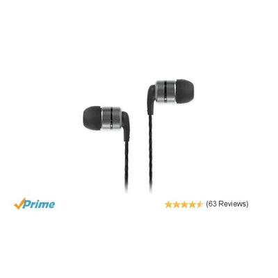 Amazon.com: SoundMAGIC E80 Reference Series Flagship Noise Isolating In-Ear Head