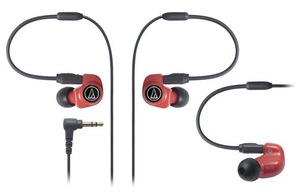 ATH-IM70 | Audio-Technica (S.E.A.)
