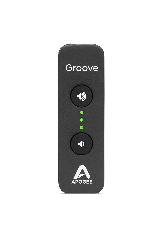 Apogee GROOVE Portable USB DAC and Headphone Amp