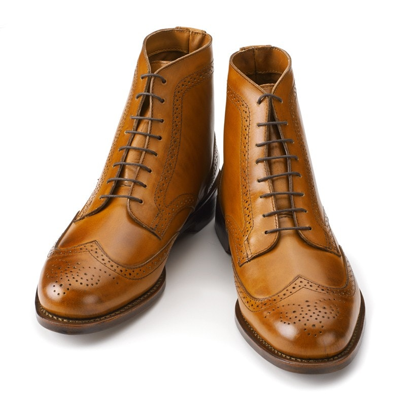 Blake Wingtip Boot - Boots - Men's