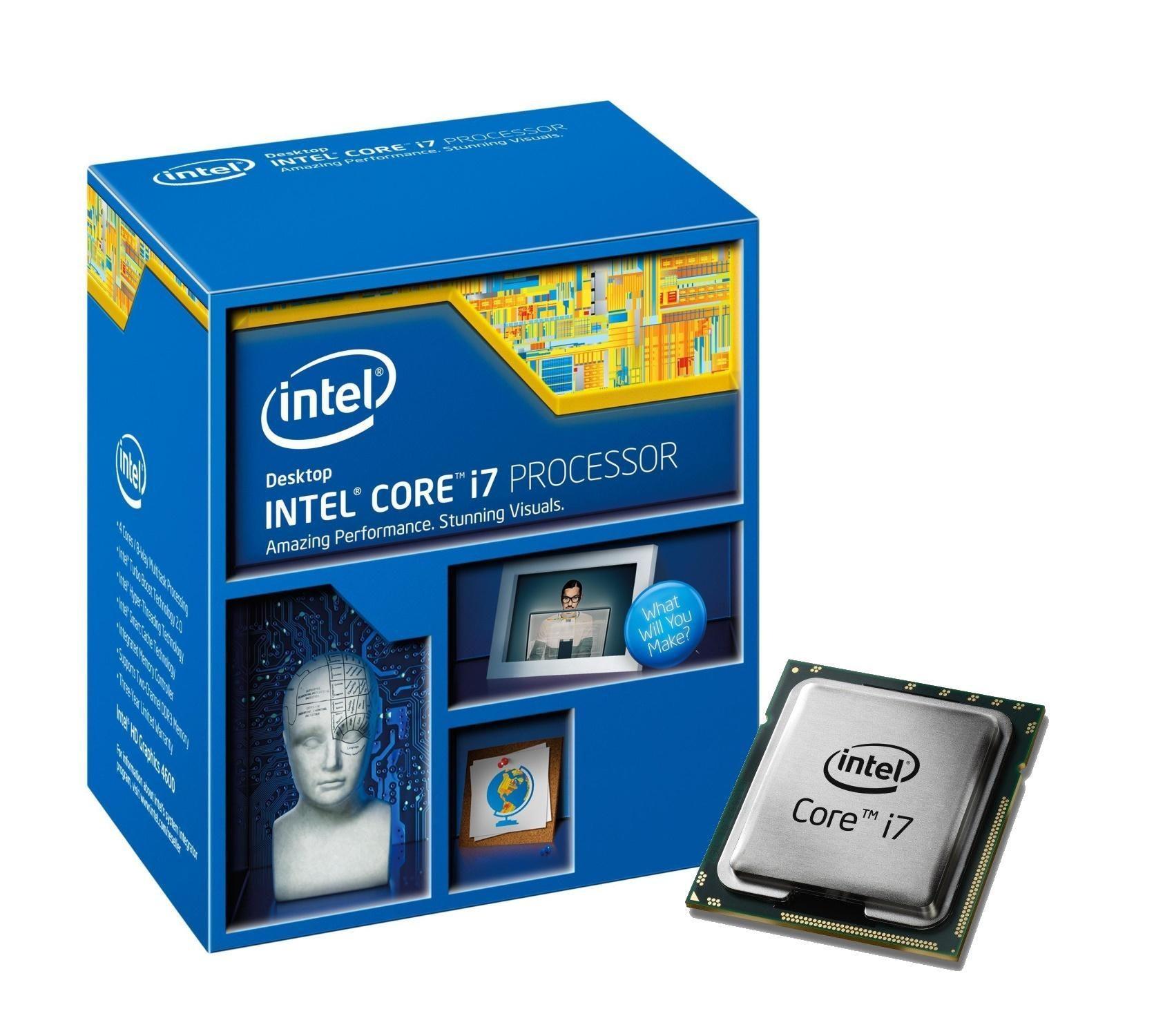 Intel Core i7-5820K Haswell-E 6-Core 3.3 GHz LGA 2011-v3 140W BX80648I75820K Des