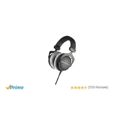 beyerdynamic DT 770 PRO Studio Headphones - 80 Ohm: Amazon.co.uk: Musical Instru