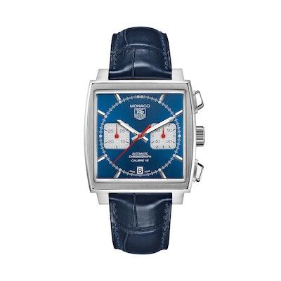 TAG Heuer Monaco Calibre 12 Automatic Chronograph 39 mm   CAW2111.FC6183 watch p