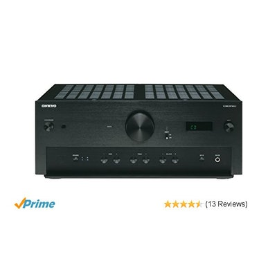Amazon.com: Onkyo A-9070 Reference Stereo Integrated Amplifier: Electronics