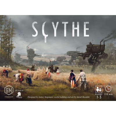 Scythe | Board Game