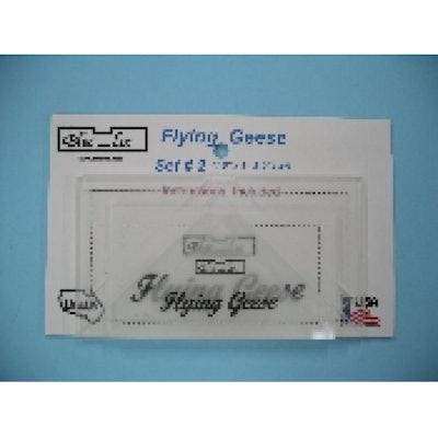 Bloc_Loc Flying Geese Set #2