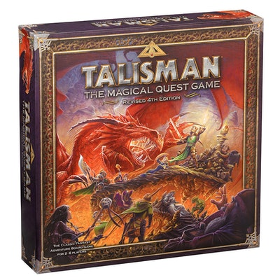 Talisman, The Magical Quest Game - Revised Fourth Edition