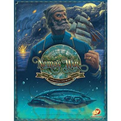 Nemo's War (second edition) | Board Game