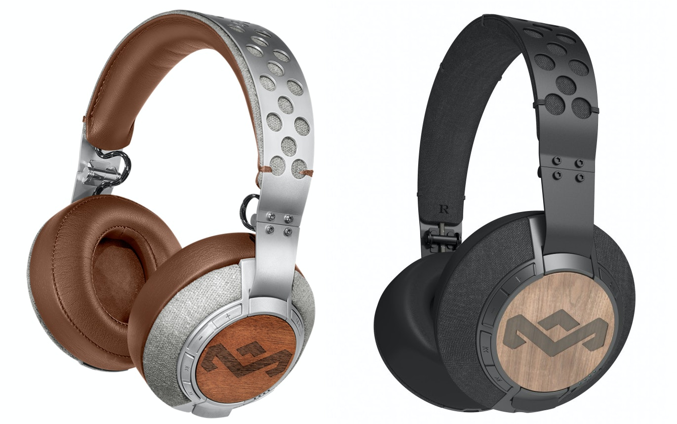 House of Marley Liberate XLBT Bluetooth Over-Ear Headphones |
