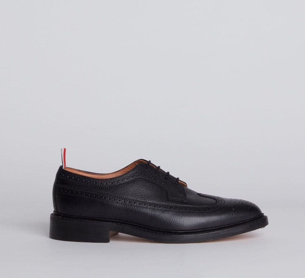 Classic Longwing Brogue with Leather Sole | Thom Browneopen searchwishlist iconw