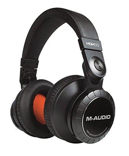 M-Audio HDH50 | Professional, Premium High Definition Studio-Grade Headphones wi