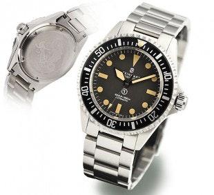OCEAN one Vintage Military - Diver Watch - Steinhart Watches
