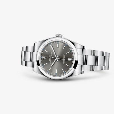 Rolex Oyster Perpetual 39 Watch: 904L steel - 114300