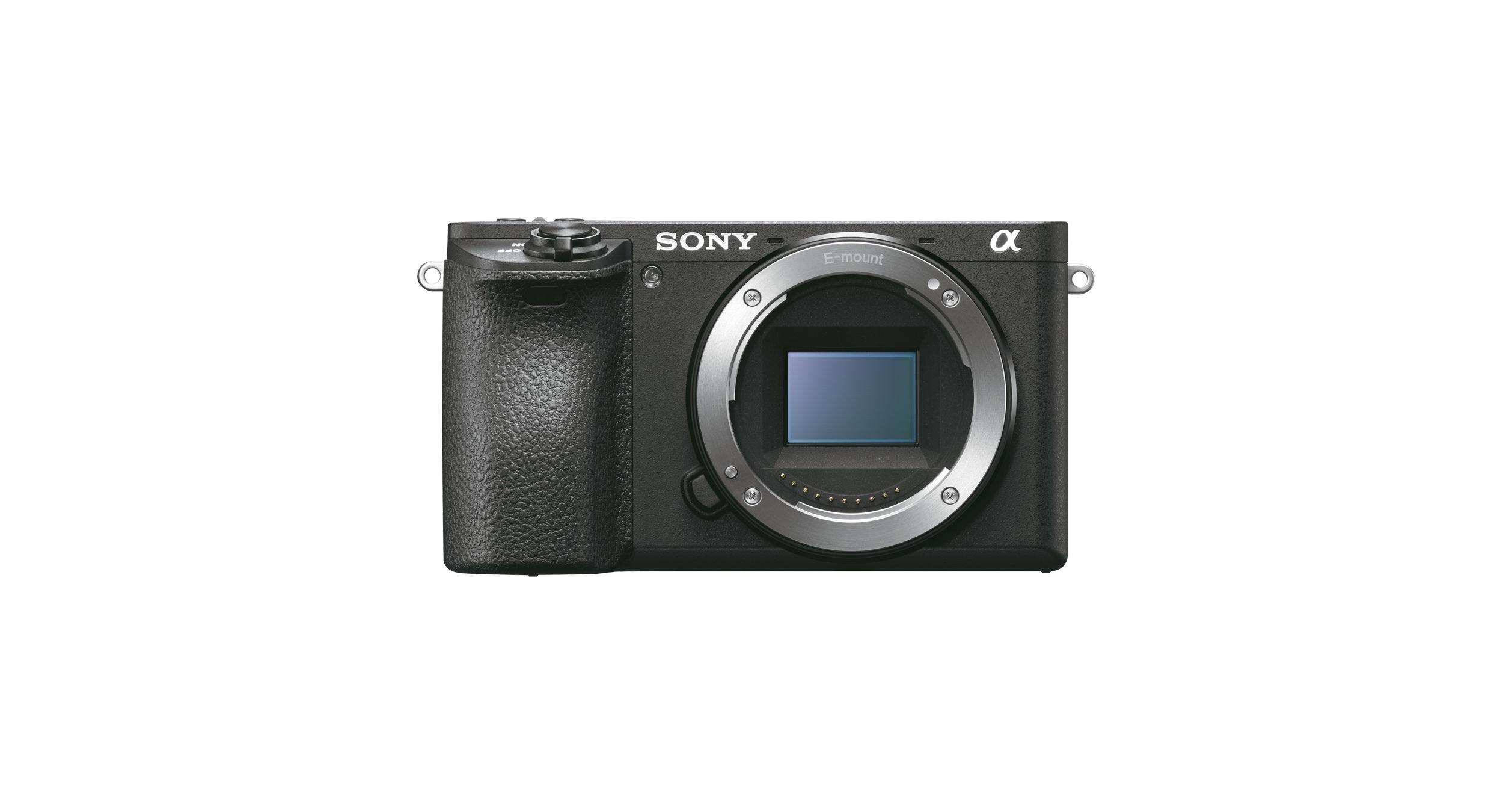 α6500 Premium E-mount APS-C Camera | ILCE-6500 | Sony US