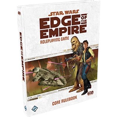 Star Wars: Edge of the Empire Core Rulebook