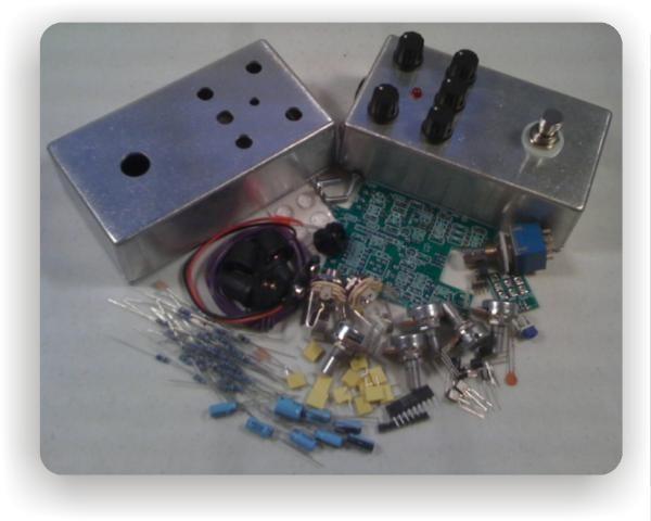 5 Knob Compressor – Build Your Own Clone