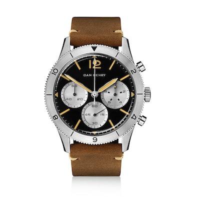 DAN HENRY 1963 Pilot Chronograph Limited Edition watch