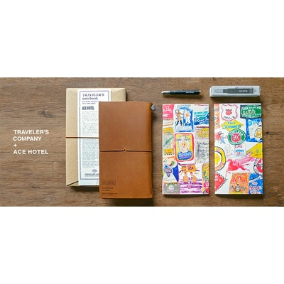 Midori / Traveler's Company Notebook system