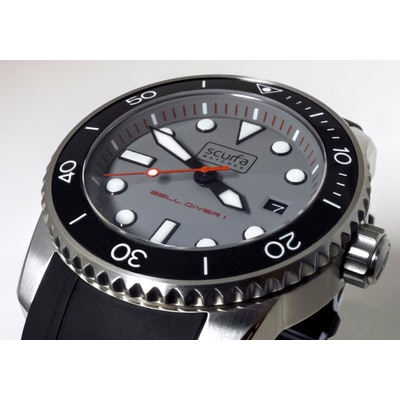 Scurfa Watches Bell Diver One Automatic