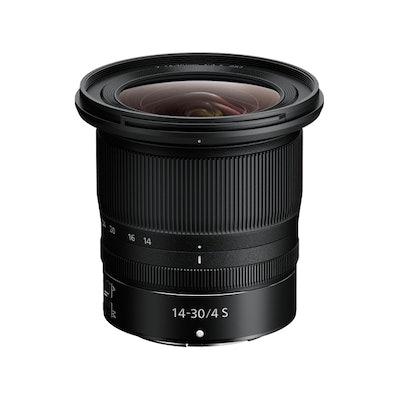 Nikon NIKKOR Z 14-30mm f/4 S lens | Mirrorless camera lensProductDetail