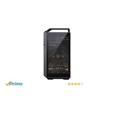 Pioneer Portable High Resolution Digital Audio Player (Black): Elect