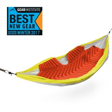 Insulated Hammock V Camping Backpacking Ultralight Sleeping Pads - KLYMIT - KLYM
