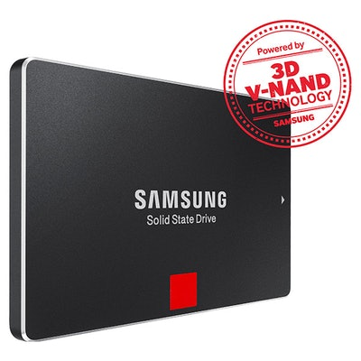 """SSD 850 PRO 2.5"""" SATA III 2TB"""
