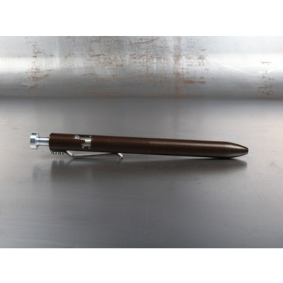 Machined Aluminum Pen