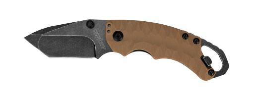Shuffle II, tan   Kershaw Knives