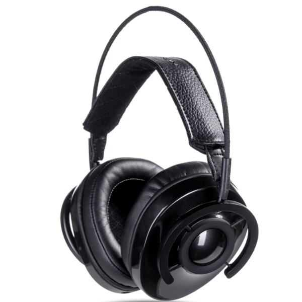 AudioQuest NightOwl Carbon Closed-Back Over-Ear Headphones - headphones.com