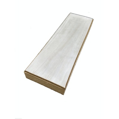 Knives Plus Leather Sharpening Strop White 8 Inch