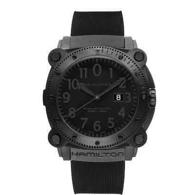 Khaki Navy BELOWZERO 1000M AUTO  | Hamilton Watch