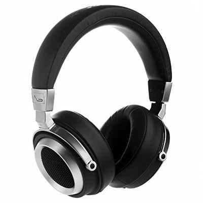 LASMEX L-85 Professional Studio Monitor Headphones, Semi-open Back
