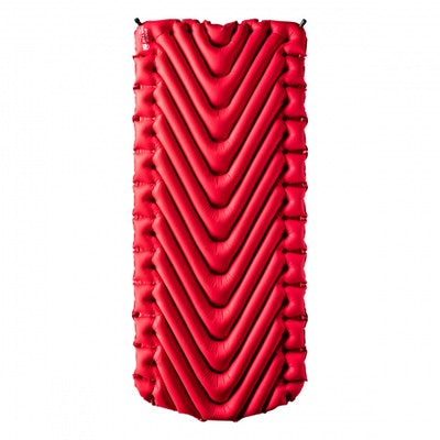 Klymit Insulated Static V Luxe Ultralight Camping Sleeping Pad - KLYMIT