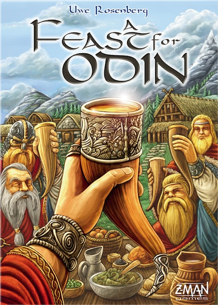 A Feast for Odin | Board Game