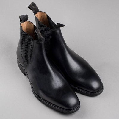 Loake 1880 Chatsworth Black – Loake Shoemakers Nordic