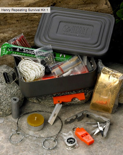 Henry Repeating Survival Kit | Henry Repeating Arms