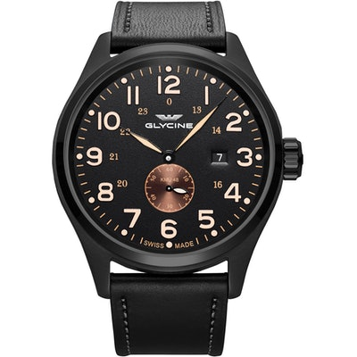 Glycine Watch KMU  GL0133 Watch