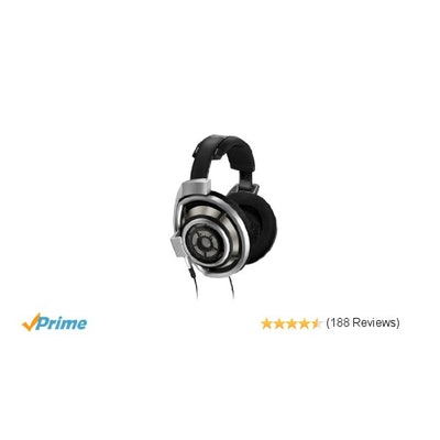 Amazon.com: Sennheiser HD 800 Reference Dynamic Headphone: Electronics