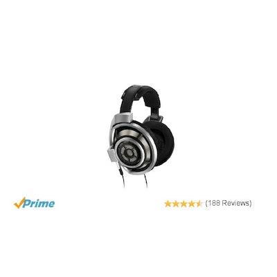 Amazon.com: Sennheiser HD 800 Reference Dynamic Headphone: Electronics