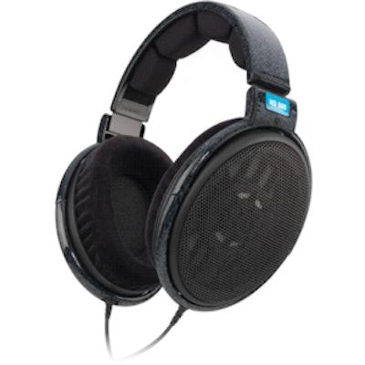 Sennheiser HD 600 - Audio Headphones High-end Surround sound - Stereo, HiFi