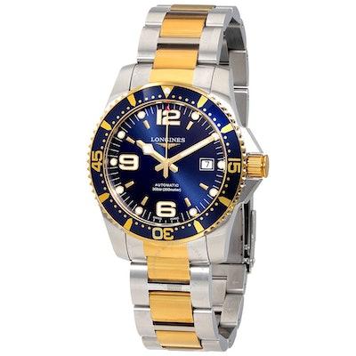 Longines Hydroconquest Automatic Blue Gold L37423967
