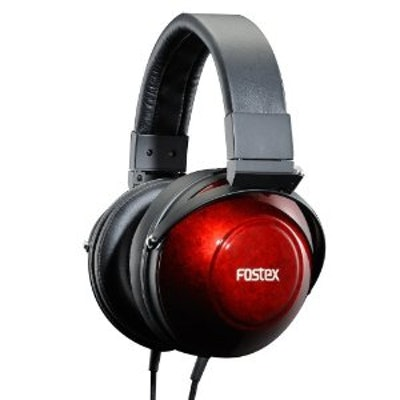 Fostex USA 25-Ohms TH900 Premium Stereo Headphones with Japanese Lacquer Earcups