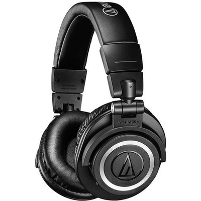 ATH-M50xBT Wireless Over-Ear Headphones || Audio-Technica