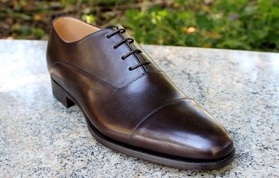 Joe Cap-Toe Oxford By Jack Erwin