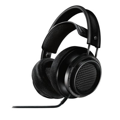 Philips X2/27 Fidelio Premium Headphones, Black