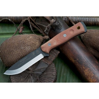 Fieldcraft by Brothers of Bushcraft Knife  - TOPS Knives Tactical OPS USA
