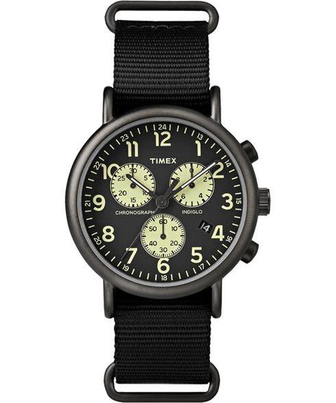 Timex Weekender Chrono Quartz Watch - Massdrop
