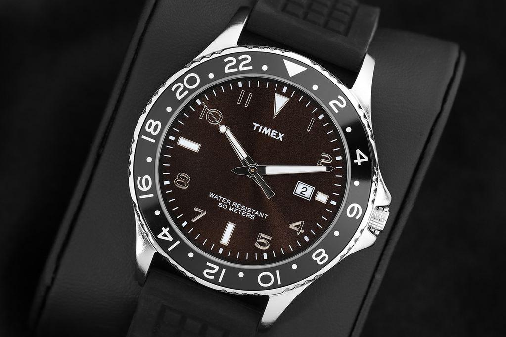 Timex Eagle Drive Quartz Watch - Massdrop